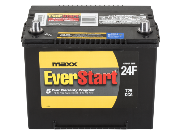 EverStart MAXX-24FN (North) car battery - Consumer Reports