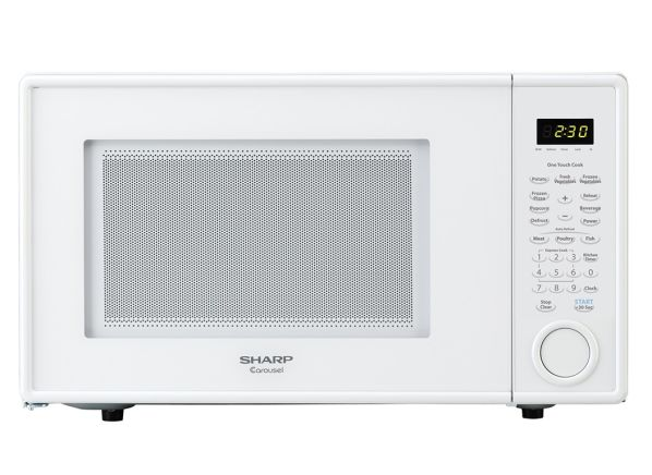Sharp R309YW microwave oven
