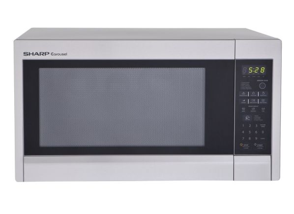 Sharp R651zs Microwave Oven