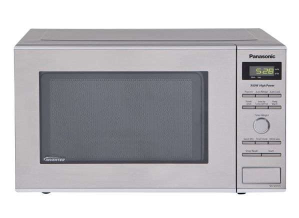 Best Over The Range Microwave Consumer Reports >> Panasonic Prestige NN-SD372S microwave oven - Consumer Reports