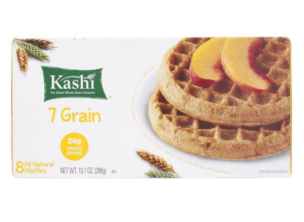 Kashi 7 Grain frozen waffle