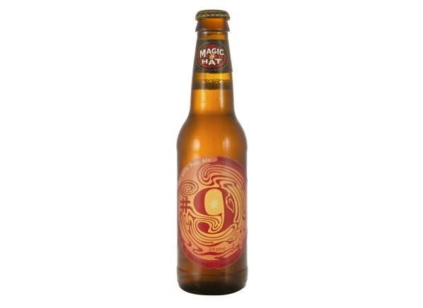 Magic Hat #9 Not Quite Pale Ale beer