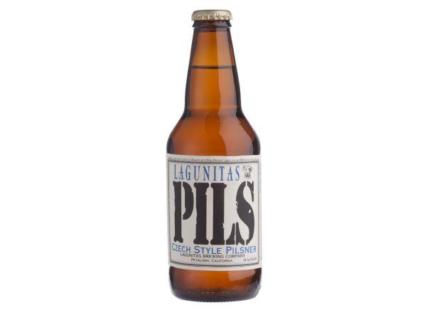 Lagunitas Pils Czech Style Pilsner beer