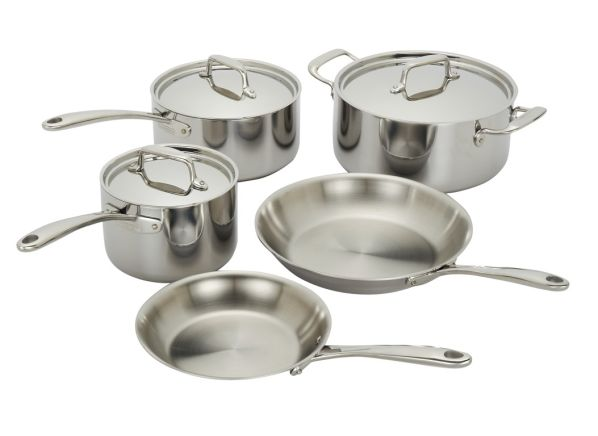 Tramontina Tri Ply Clad Cookware Consumer Reports