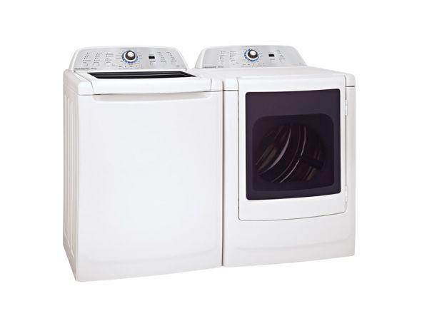 Frigidaire Affinity Farg4044mw Clothes Dryer