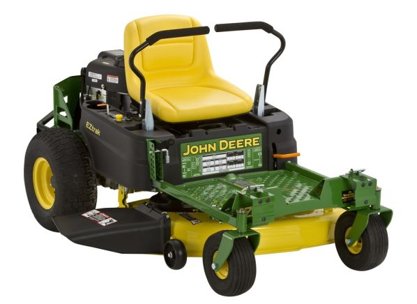 John Deere Z235 riding lawn mower & tractor - Consumer Reports