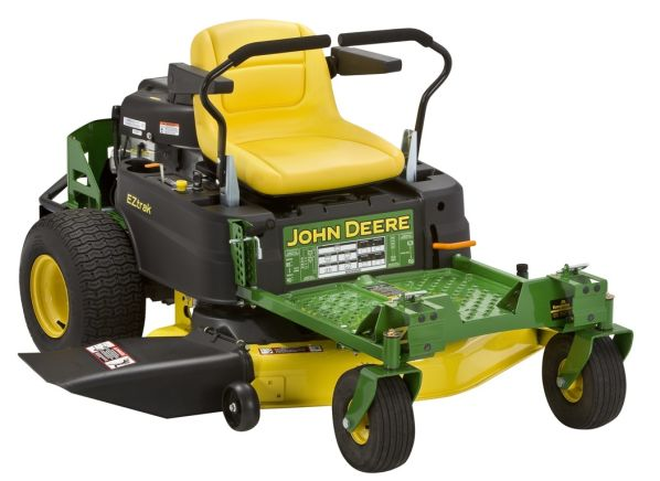 John Deere Z255 riding lawn mower & tractor - Consumer Reports
