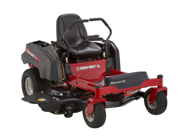 Troy-Bilt Mustang 50 riding lawn mower & tractor - Consumer Reports