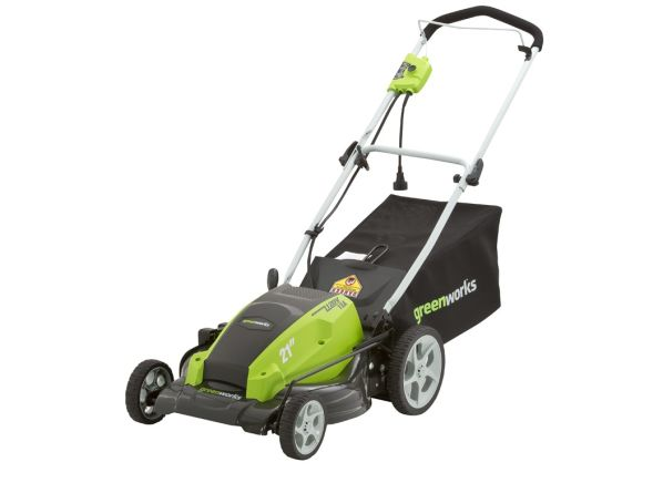 greenworks lawn mower owners manual model 25213