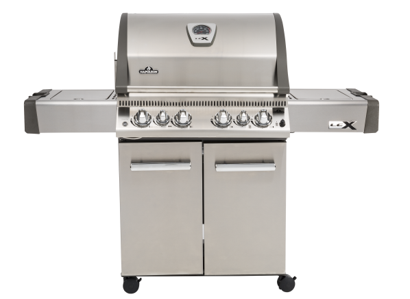 Napoleon Lex485rsib Grill Summary Information From Consumer Reports