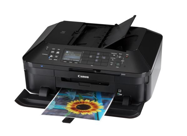 Canon Pixma MX922 printer - Consumer Reports