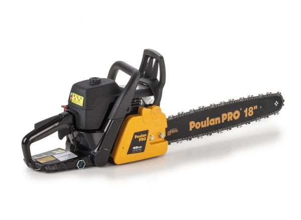 Poulan Pro PP4818 chain saw - Consumer Reports