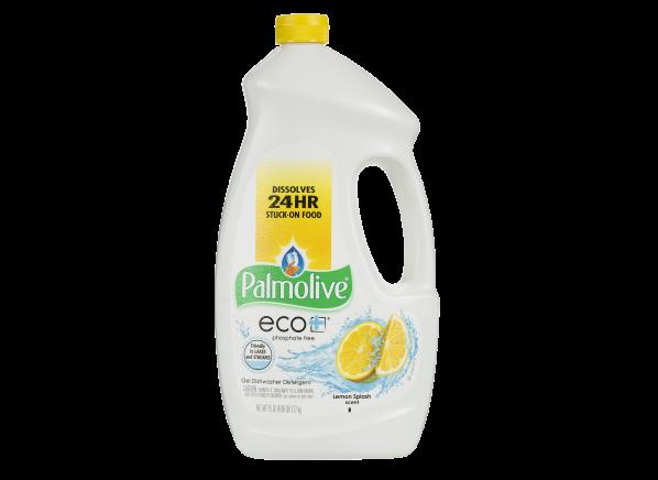Palmolive eco+ dishwasher detergent
