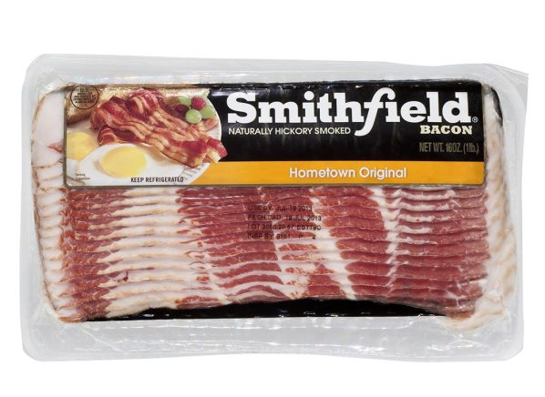 Smithfield Hometown Original bacon