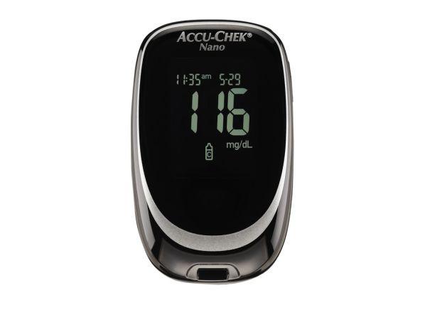 Accu Chek Nano Blood Glucose Meter Consumer Reports