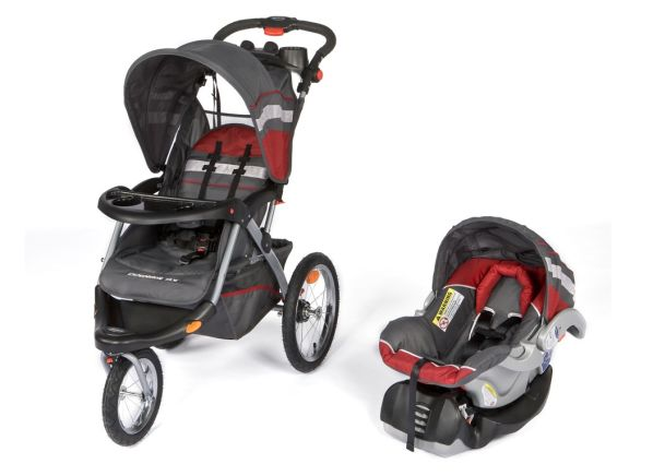 Baby Trend Expedition ELX stroller