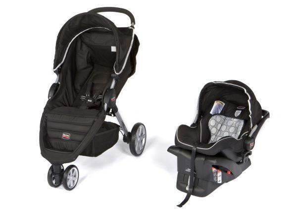 Britax B Agile Travel System Stroller Consumer Reports