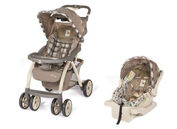 Disney Saunter Luxe Travel System stroller