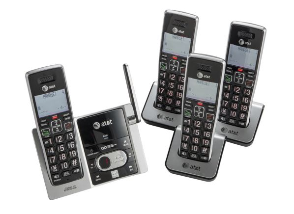 AT&T CL82413 cordless phone