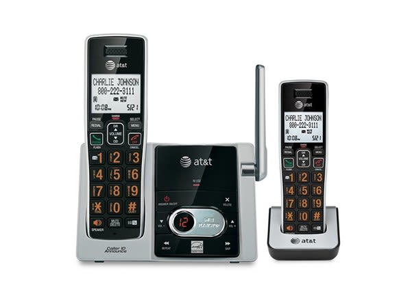 AT&T CL82213 cordless phone