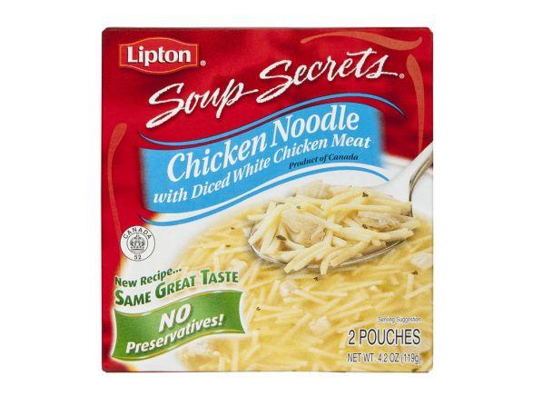 Lipton Soup Secrets Chicken Noodle