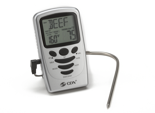 CDN Digital Programmable DTP482 meat thermometer
