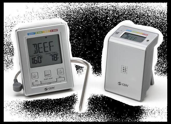 CDN Wireless Probe WT2 meat thermometer