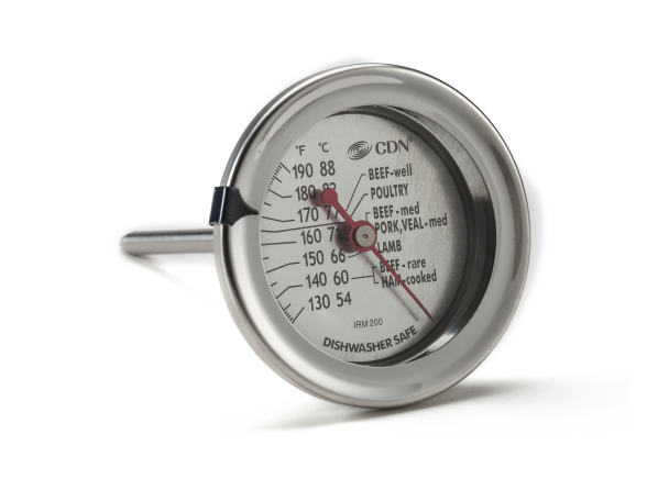 CDN Oven Proof IRM200 meat thermometer