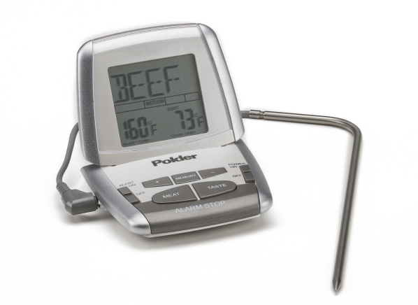 Polder Deluxe Preset THM-307TRM meat thermometer