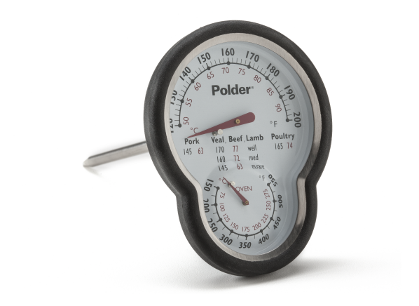 Polder Dual Sensor 12453 meat thermometer