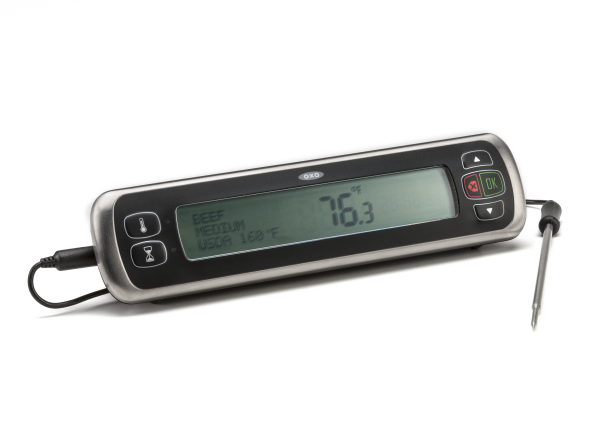 Oxo Chef Digital Leave-In meat thermometer