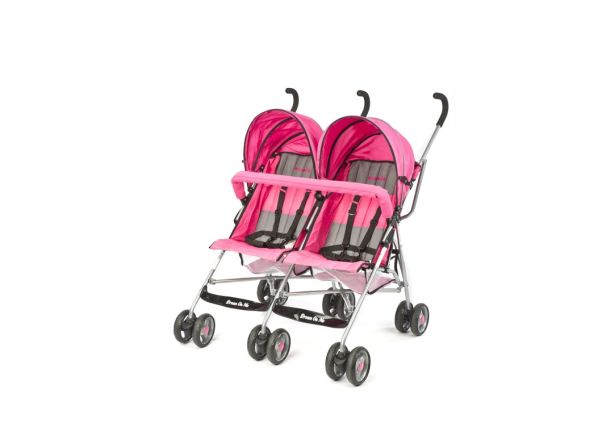 Dream On Me Twin Side By Side Stroller Consumer Reports