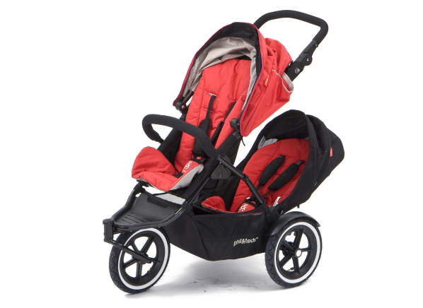 Phil Amp Teds Navigator With Double Kit Stroller Consumer