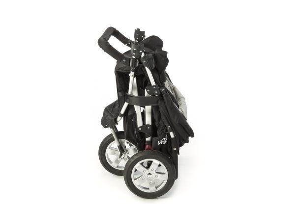 Tike Tech Cityx3 Double Stroller Consumer Reports
