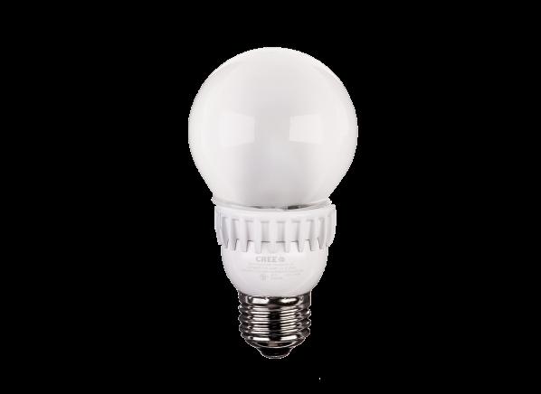 Cree 9.5-Watt (60W) A19 Warm White Dimmable LED lightbulb