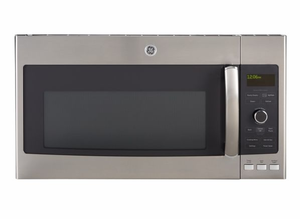 Ge Profile Pvm9215sfss Microwave Oven Consumer Reports