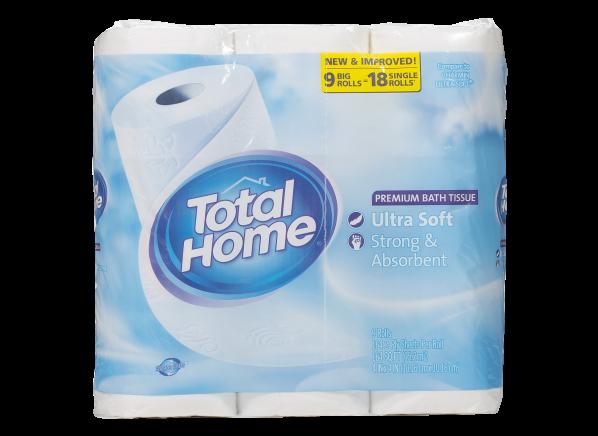 Total Home (CVS) Premium Ultra Soft toilet paper
