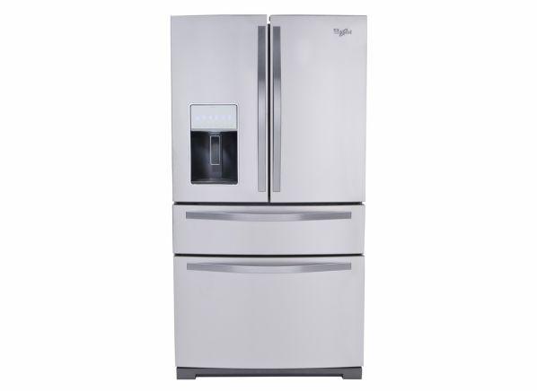 Whirlpool WRX988SIBM refrigerator - Consumer Reports