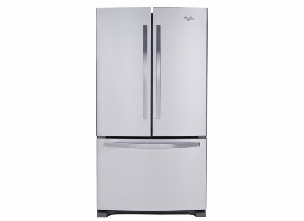 Whirlpool WRF535SMBM refrigerator - Consumer Reports