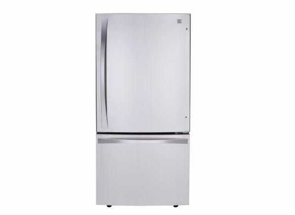 reviews freezer refrigerators Consumer bottom