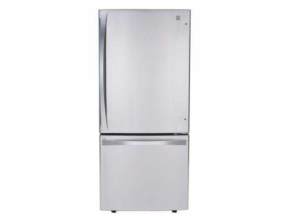 Kenmore Elite 79023 refrigerator - Consumer Reports on