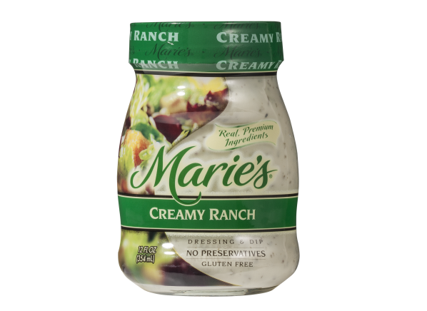 Marie's Creamy Ranch salad dressing