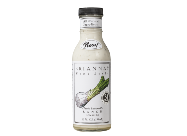 Briannas Classic Buttermilk salad dressing