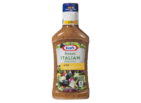 Kraft House Lite salad dressing