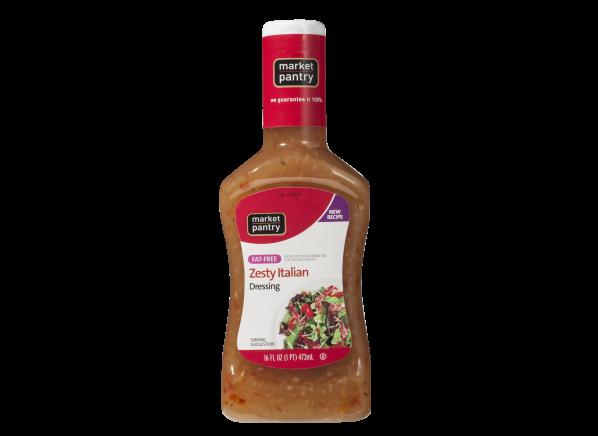Market Pantry Zesty (Target) salad dressing