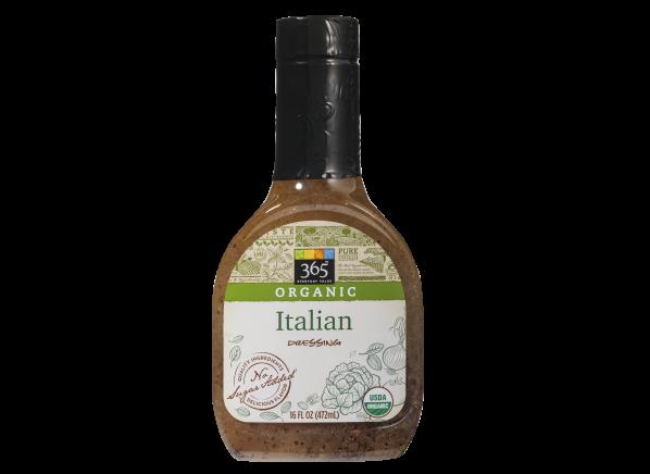 365 Everyday Value Organic Italian (Whole Foods) salad dressing