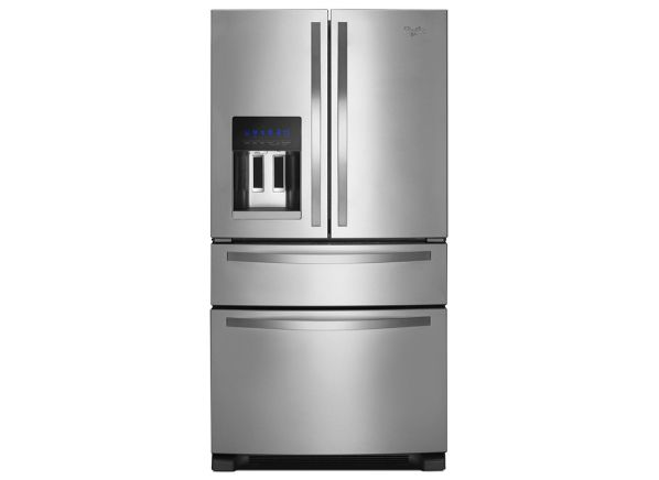 Whirlpool WRX735SDBM refrigerator - Consumer Reports