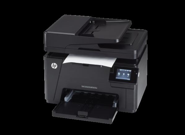 HP Color LaserJet Pro MFP M177fw printer - Consumer Reports