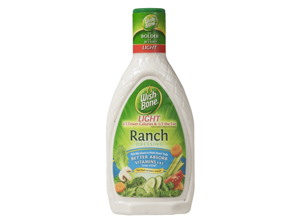 Wish-Bone Light Ranch salad dressing