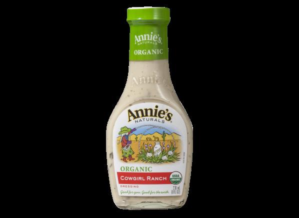 Annie's Organic Cowgirl salad dressing